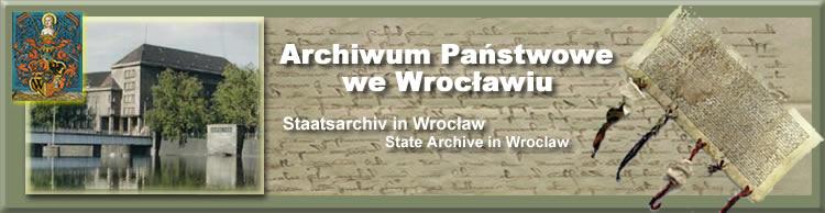 Archiwum Państwowe we Wrocławiu