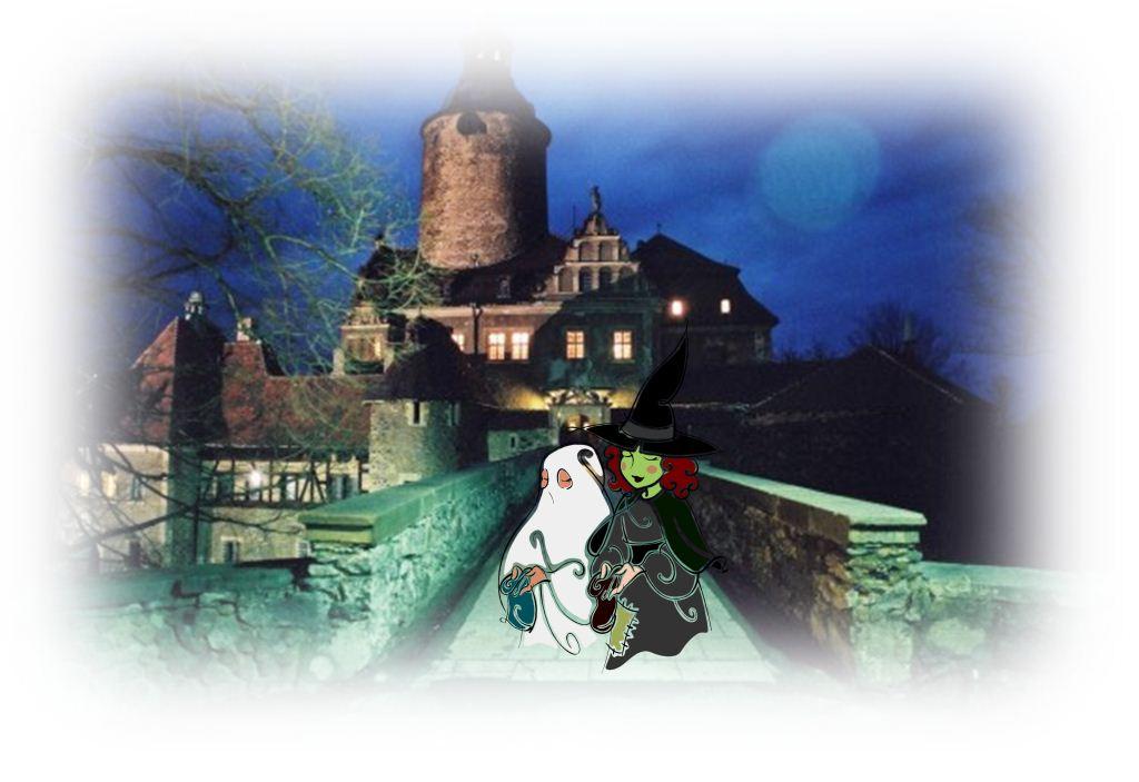 Nocne zwiedzanie zamek Czocha