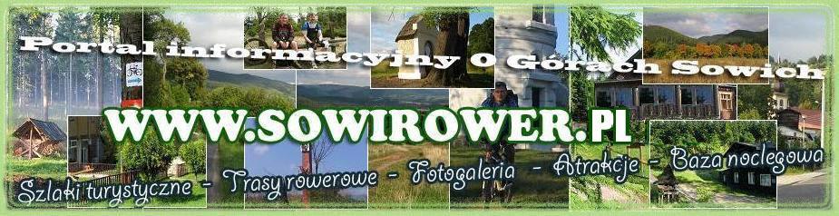 Sowirower - strona informacyjna o Górach Sowich